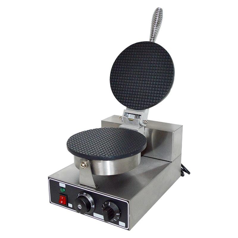 1000W Electric Crisp Ice Cream Cone Making Machine 110V/220V Waffle Maker for Ice Cream Cone FY-1A