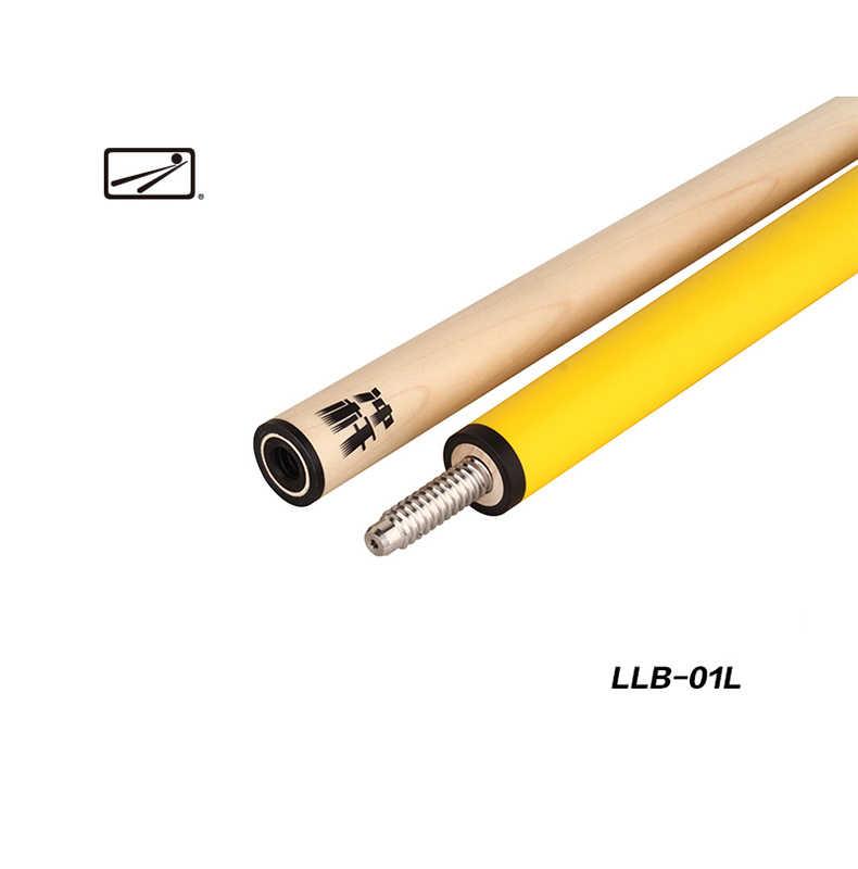 PERI oficjalny sklep LALI bilard Punch Cue LLB-01L/LLB-03L 14mm końcówka 147cm długość 2 kolory opcja profesjonalny zestaw Billar