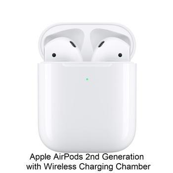Apple Air Pods 2nd Gen Bluetooth Wireless Earphone for IOS iPhone