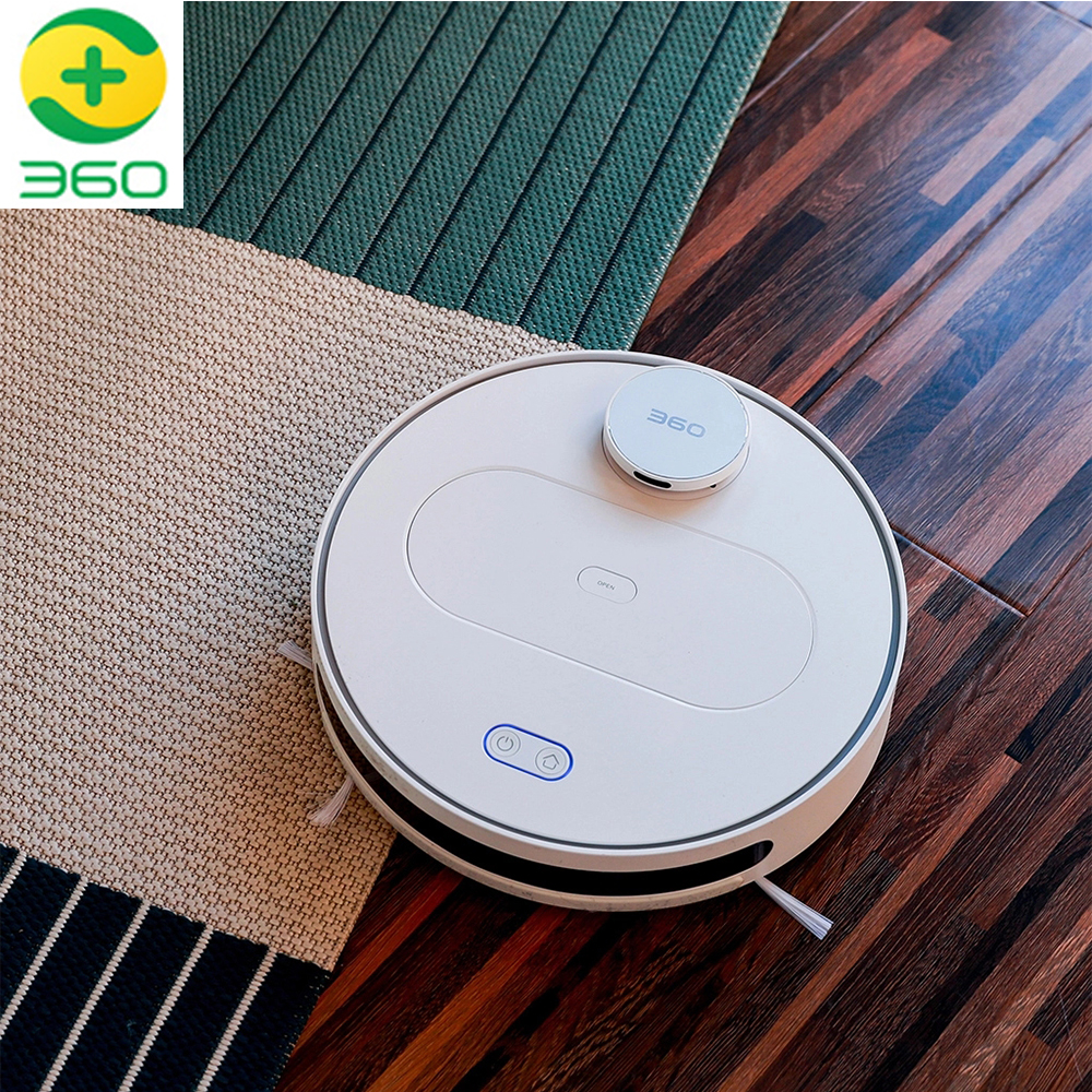 360 Robot Vacuum Cleaner Mopping APP Automatic LDS Lidar HEPA Filter Robotic Vacuum Cleaner Host Large 2200Pa Suction Sweeper(China)