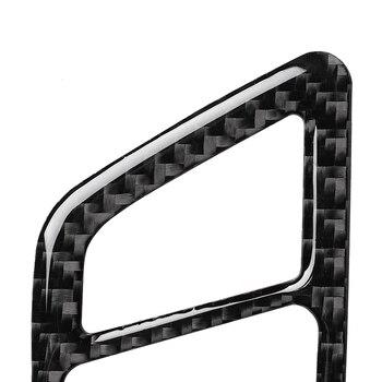 คาร์บอนไฟเบอร์ด้านในฝาครอบ Fit Trim Fit สำหรับ Audi Q5 2010-18 SQ5 2013-17