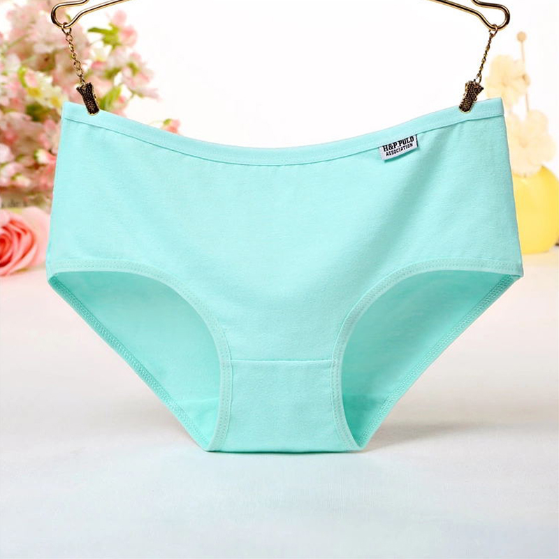 Panties Women'S Underwear Factory Direct Cotton Triangle Candy Color lingerie seamless panties