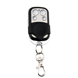 Image 1 - Sonoff 4 Channel Wireless RF Remote Control 433 MHz Electric Gate Door Remote Control Key Fob Controller