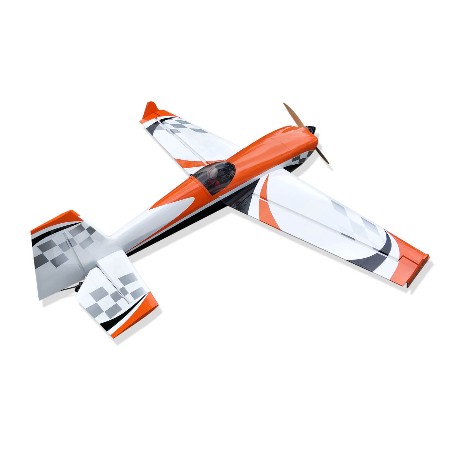 FLIGHT EXTRA-330 50CC RC Airplane 89inch Wooden Fix Wing Aircraft Model
