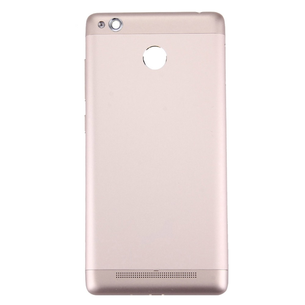 1Pcs High quality For Xiaomi <font><b>Redmi</b></font> <font><b>3s</b></font> <font><b>Battery</b></font> <font><b>Cover</b></font> Back Door Housing Case +Repair tool image