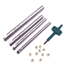 S08K-SCLCR06 S10K-SCLCR06 S12M-SCLCR06 S07K-SCLCR06 внутренний держатель инструмента токарные инструменты токарного станка Расточная для CCMT060204 вставка