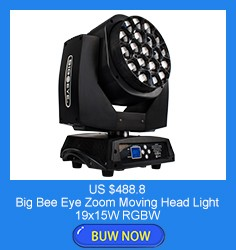 big bee eye 19x15W