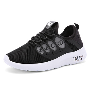 Image 2 - Girls Sport Shoes 2020 Autumn Breathable Children Leisure Sneakers Toddler Kids for Boys Baby Breathable Running Shoes EUR28 39