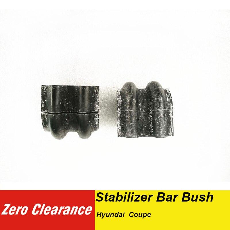 555132M000 Rear Stabilizer Bar Bush For Hyundai Coupe 55513-2M000 2PCS 55513 2M000