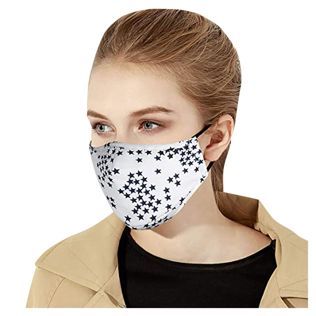 Dustproof Windproof Foggy Haze PM2.5 Mask With 10PC Mask Gasket Face Mask Protective Respirator Breathable Mascarillas Masque