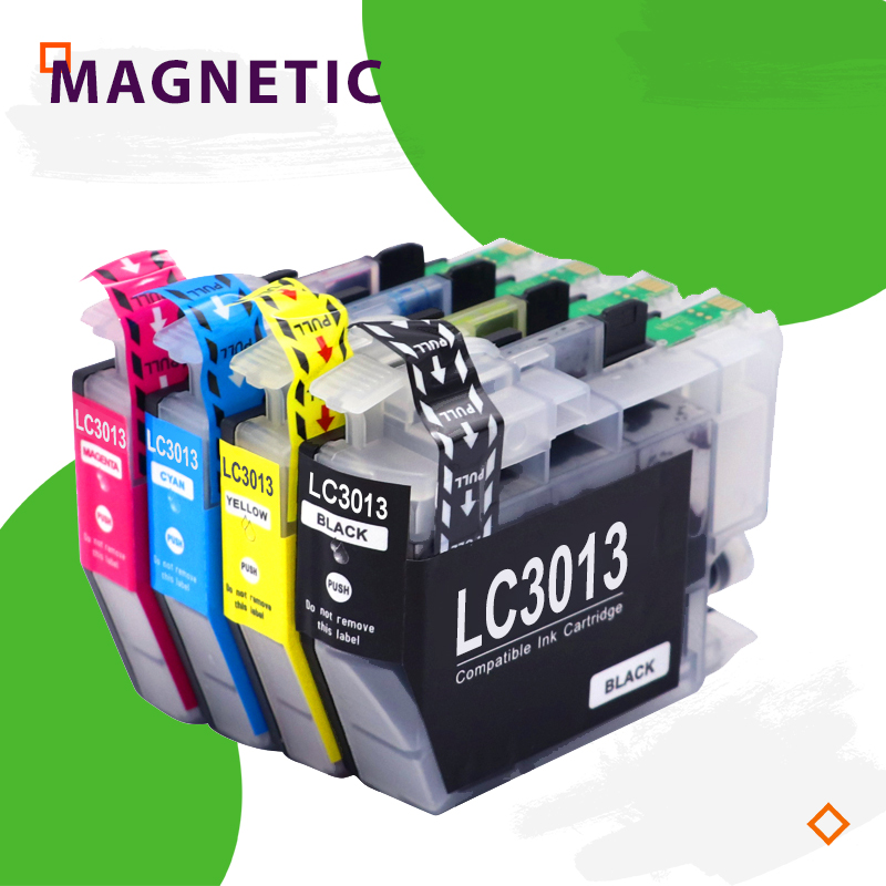 LC3010 LC3013XL LC3011 Compatible Ink Cartridge For Brother MFC-J690dw J895dw J491dw J497dw DCP-J772dw MfcJ491dw J890dw Printer