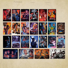 Movie metal poster sign tin plaque vintage wall decor for bar