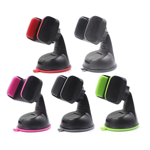 1PC 360 Degree Rotation Car Mobile Phone Holder Universal Mount Windscreen Dashboard Cell Phone Stand Holder Various Colors