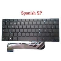Laptop UNS SP ES AR Tastatur Für Irbis NB44 XK-HS002 MB27716023 Saudi-arabien Italienisch Spanisch Englisch Schwarz Ohne Rahmen Neue