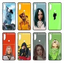 bad guys Billie eilish tpu trend Etui hoesjes black Phone case cover hull For Xiaomi Redmi Note S2 4 5 6 7 8 K20 A S X Plus Pro(China)