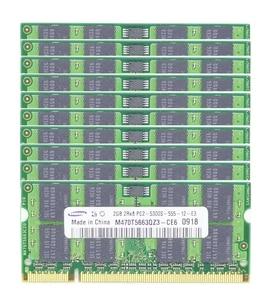 SEC 20GB(2GBX10) PC2-6400S DDR2 667MHz 200pin 1.8V SO-DIMM RAM Laptop Memory