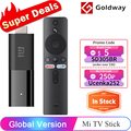 Globale Version Xiaomi Mi TV Stick Android TV 9,0 Smart 1080P 1GB RAM 8GB ROM Bluetooth 4,2 mini TV Dongle Wifi Google Assistent