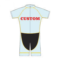 Custom Triathlon Suit Cycling Jersey Men's Road Bike Cycling Clothing Personalized Skinsuit