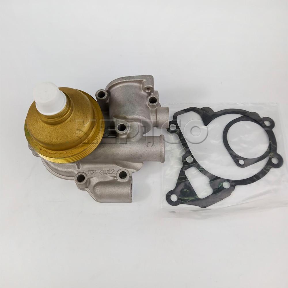 Water Pump 750-40624 For Lister Petter LPW LPWS LPWT Engine