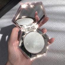 Guicami diamante alto brilho purê de batatas glitter reparação e iluminar rosto marcadores contorno paleta destaque maquiagem
