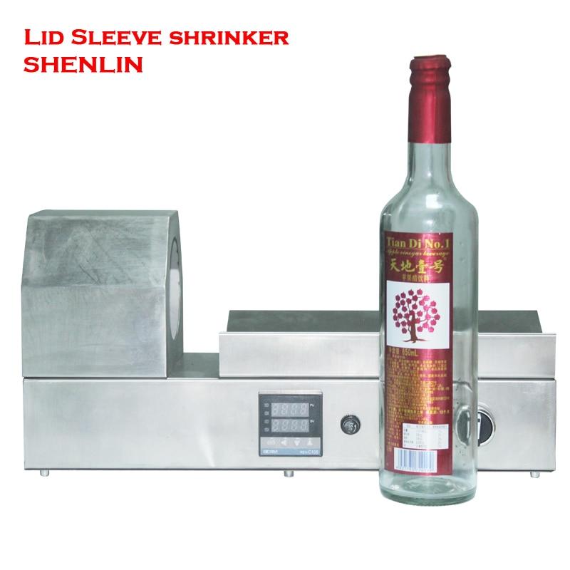 Tubo de PVC máquina de encogimiento tapa de la botella máquina de - Herramientas eléctricas - foto 1