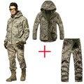 Мужские уличные водонепроницаемые куртки TAD V 5 0 XS Softshell  одежда для охоты  теплая одежда  тактический походный дышащий спортивный костюм