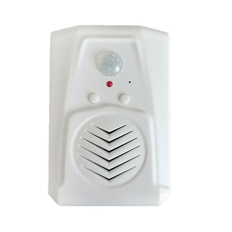 Sensor Motion Door Bell Switch MP3 Infrared Doorbell Wireless PIR Motion Sensor Voice Prompter Welcome Door Bell Entry Alarm