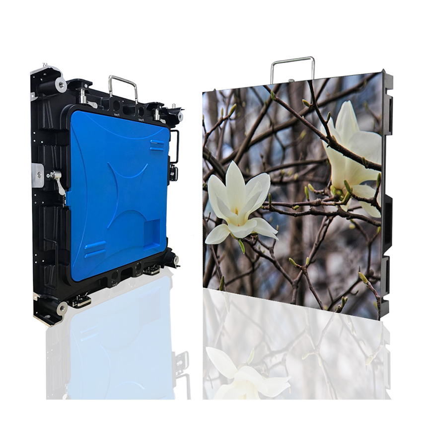 P3 Indoor SMD Die-casting Aluminum LED Display Panel Rental Stage P2.5 P4 P5 P6 P8 P10 LED Screen Video Wall For Advertising