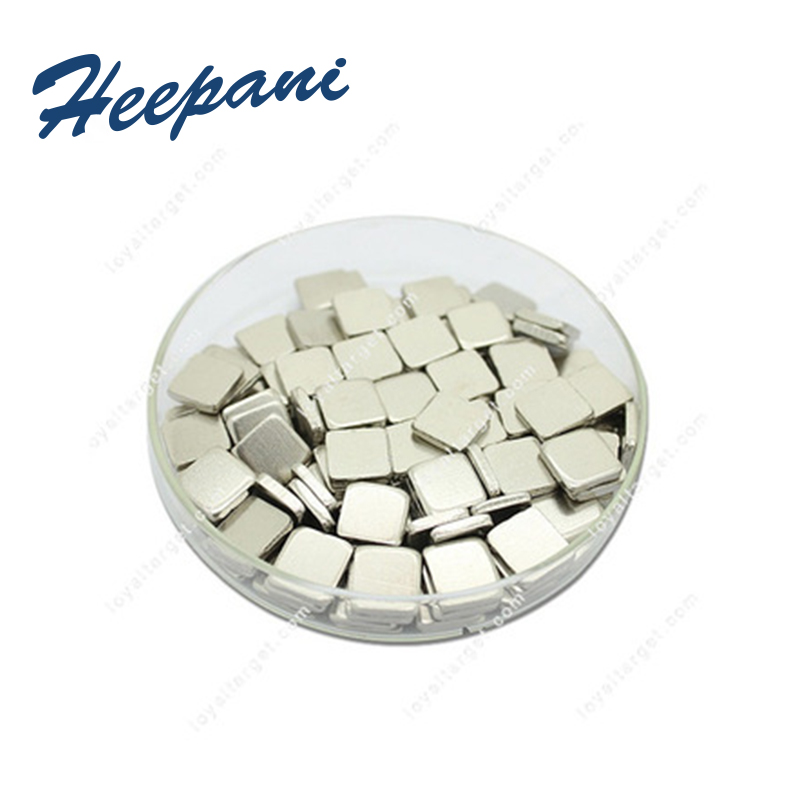 Free Shipping High Purity 99.99% Nickel Plate / Pellets 0.003mm - 5mm Ni Metal For Scientific Research
