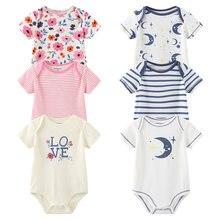 Bebê menina roupas bodysuit meninos recém-nascidos verão conjuntos da criança macacão roupas ropa bebe macacões infantil pijamas roupas do bebê