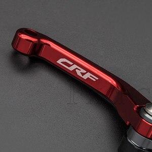 Image 5 - For Honda CRF 250 450 R CRF250X CRF 450R 450X CRF450R CRF250R CRF450X CRF150R CRF230F 230 F Motorcycle CNC Brake Clutch Lever