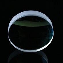 Оптическое стекло фокусное расстояние 150 мм с покрытием 1064 нм H-K9L/ZF1 стекло двойной клей объектив