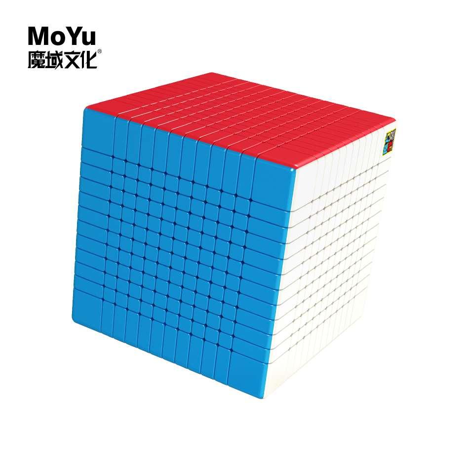 MoYu класс уровня, 12x12x12 магический куб, профессиональный кубик meilong твист, игрушки скоростная высокого головоломка кубик cube кубики игровые moyu - 2