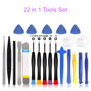 цена на Mobile Phone Repair Tools Kit Spudger Pry Opening Tool Screwdriver Set for Cell  Hand Tools Set