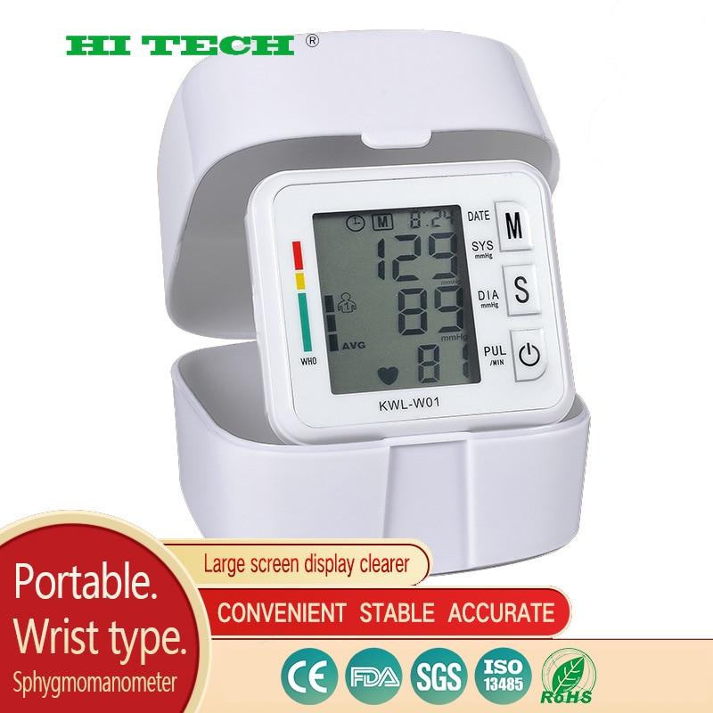Sphygmomanometer Blood Pressure Monitor Tonometer Saint Health Medical Equipment Heart Rate