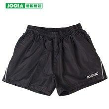 Мужские и женские шорты для настольного тенниса JOOLA 655, оригинальная Спортивная одежда для пинг-понга, тренировочные шорты
