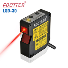 ECOTTER LSD-30 High accurancy high resolution small light spot stable laser displacement distance sensor