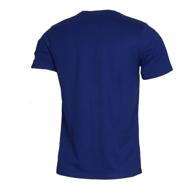 Original Nike FCB M NK TEE CREST Sportswear Mens Short sleeve Pattern Soft Clothing
