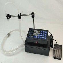 Digital-Pump Bottled Electrical-Liquids-Filling-Machine Water-Filler Perfume MINI