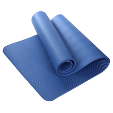 15mm Thickened Yoga Mat TPE Non-slip Gym Home Lose Weight Fitness Exercise Workout Sports Pad Carpet Blanket