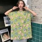 Women Summer Avocado...