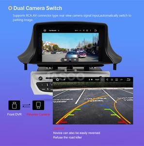 Image 3 - Android 10.0 Car Stereo DVD Player GPS Glonass Navigation for Renault Megane 3 Fluence 4GB 32G  Video Multimedia Radio