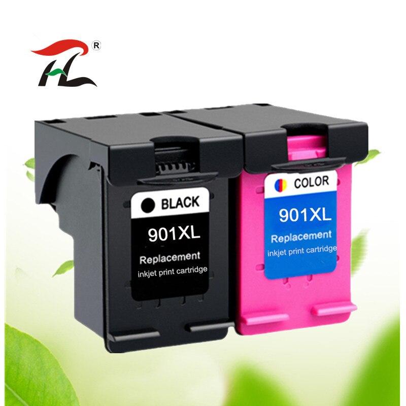 Совместимость 901 XL картридж Замена для HP 901XL для HP 901 Officejet 4500 J4500 J4540 J4550 J4580 J4640 J4680c для hp 901