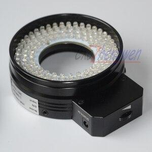 Image 3 - Кольцевой светильник FYSCOPE 120, светодиодный поляризационный кольцевой светильник для микроскопа