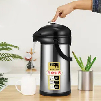 Pneumatic Type Thermos Household Large Capacity Thermos Thermos Household Thermos Thermos Bottle Boiling Water Pot Thermos фото