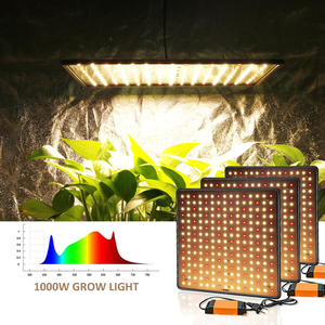 Phytolamp Full Spectrum Led Grow Light 1000W 3500K Indoor Phyto Lamp For Plants Grow Tent Box Lights For Plant Growing Flowering