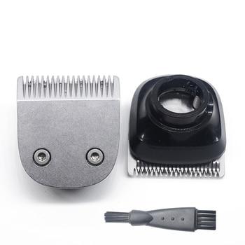 De pelo cortador de barbero cuchilla cabeza para Philips QG3360 QG3380 QG3371 QG3390 QG3330 QG3383 QG3392 QG415