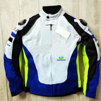 Men's Mesh Breathable Motorcycle Riding Jacket For Yamaha Off Road Racing Jacket Protectors Motocross Jacket