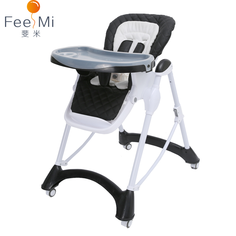 0639 Baby Dining Chair Children Dining Chair Multi-functional Foldable Portable Infant Eating Dining Tables And Chairs
