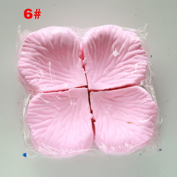 BGW 1000pcs Rose Petals Wedding Accessories Petalos De Rosa Wedding Decoration Artificial Fabric Wedding Rose Petals 2020